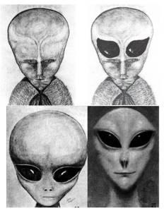 Demon to Alien